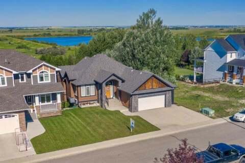 House for sale at 1053 Hillcrest Manor Estates Unit Es Strathmore Alberta - MLS: C4289224