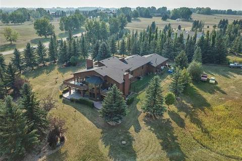 House for sale at 19 Calling Horse Estates Unit Es Rural Rocky View County Alberta - MLS: C4286095