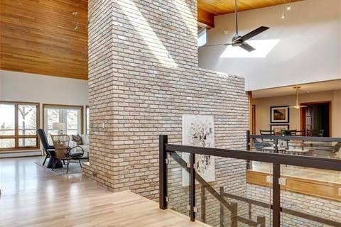 House for sale at 25 Cullen Creek Estates Unit Es Rural Rocky View County Alberta - MLS: C4236746