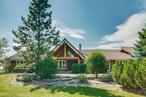 House for sale at 43 Calling Horse Estates Unit Es Rural Rocky View County Alberta - MLS: C4245904