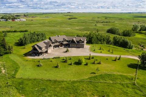House for sale at 58 Big Hill Springs Estates Unit Es Rural Rocky View County Alberta - MLS: C4232975