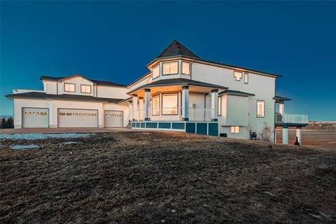House for sale at 7 Livingstone Estates Unit Es Rural Rocky View County Alberta - MLS: C4273333
