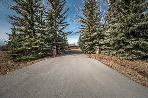 House for sale at 7 Spring Gate Estates Unit Es Rural Rocky View County Alberta - MLS: C4234151
