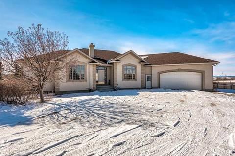 House for sale at 94 Rolling Range Estates Unit Es Cochrane Alberta - MLS: C4233488