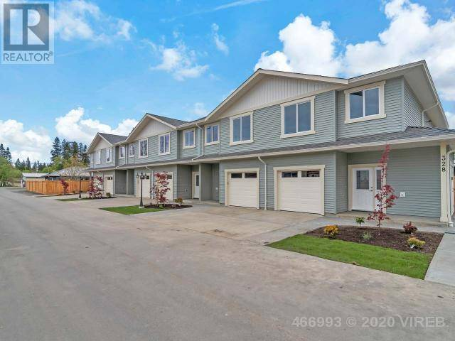 Townhouse for sale at  Petersen Rd Unit F-328 Campbell River British Columbia - MLS: 466993
