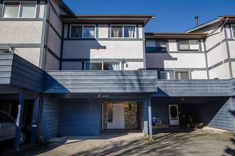 Townhouse for sale at 4845 Linden Dr Unit F Delta British Columbia - MLS: R2349625