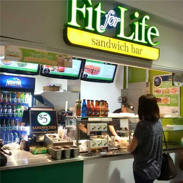 Food Court Business For Sale Toronto