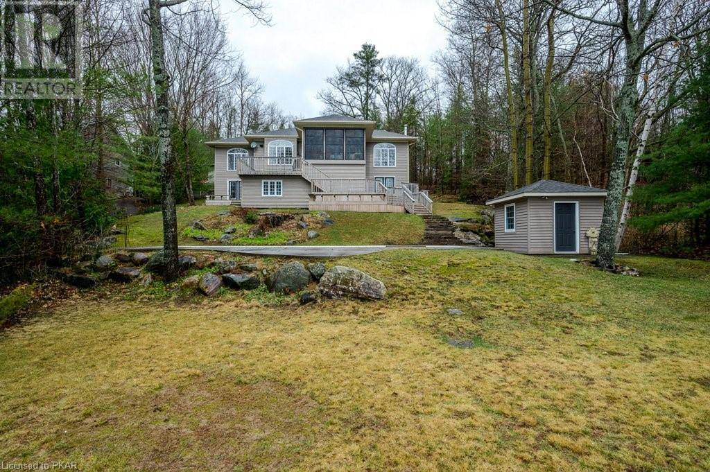 House for sale at  Fire Route 192  Trent Lakes Ontario - MLS: 256563