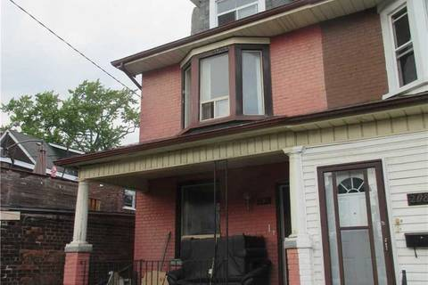 Townhouse for rent at 206 Langley Ave Unit Floor 1 Toronto Ontario - MLS: E4509366