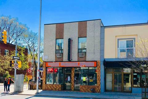 Commercial property for lease at 1059 Bloor St Apartment Front Toronto Ontario - MLS: C4496395