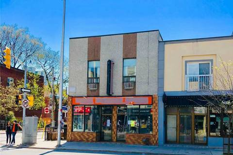 Commercial property for lease at 1059 Bloor St Apartment Front Toronto Ontario - MLS: C4670621