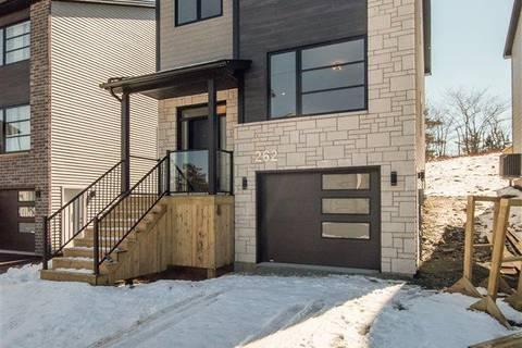 House for sale at 262 Fleetview Dr Unit Fv116 Halifax Nova Scotia - MLS: 201916097