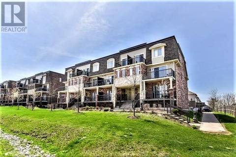 Townhouse for sale at 1654 Fischer Hallman Rd Unit G Kitchener Ontario - MLS: 30727830