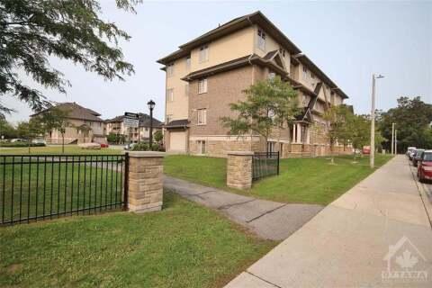 Condo for sale at 170 Hornchurch Ln Unit G Ottawa Ontario - MLS: 1210550