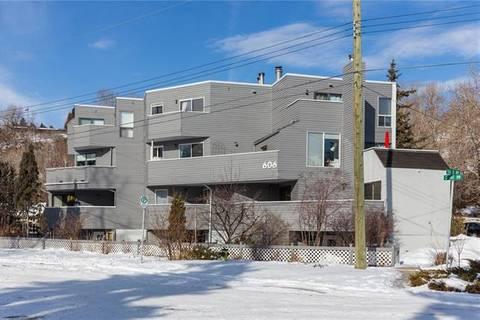 Condo for sale at 606 3 Ave Northwest Unit G Calgary Alberta - MLS: C4291161