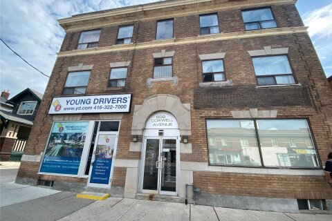 Commercial property for lease at 699 Coxwell Ave Apartment G02 Toronto Ontario - MLS: E5073211