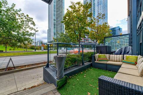 Commercial property for sale at 112 Fort York Blvd Unit G09 Toronto Ontario - MLS: C4616624