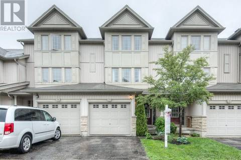Townhouse for sale at 175 David Bergey Dr Unit G39 Kitchener Ontario - MLS: 30743061