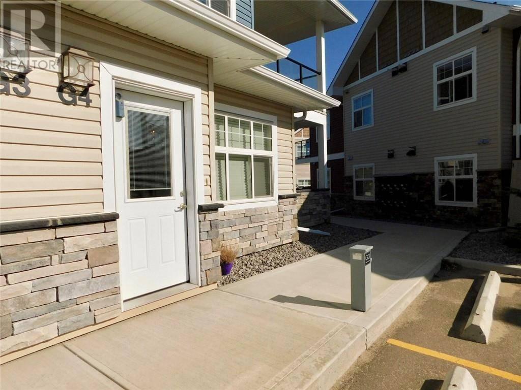 Condo for sale at 5300 Vista Tr Unit G4 Blackfalds Alberta - MLS: ca0188506