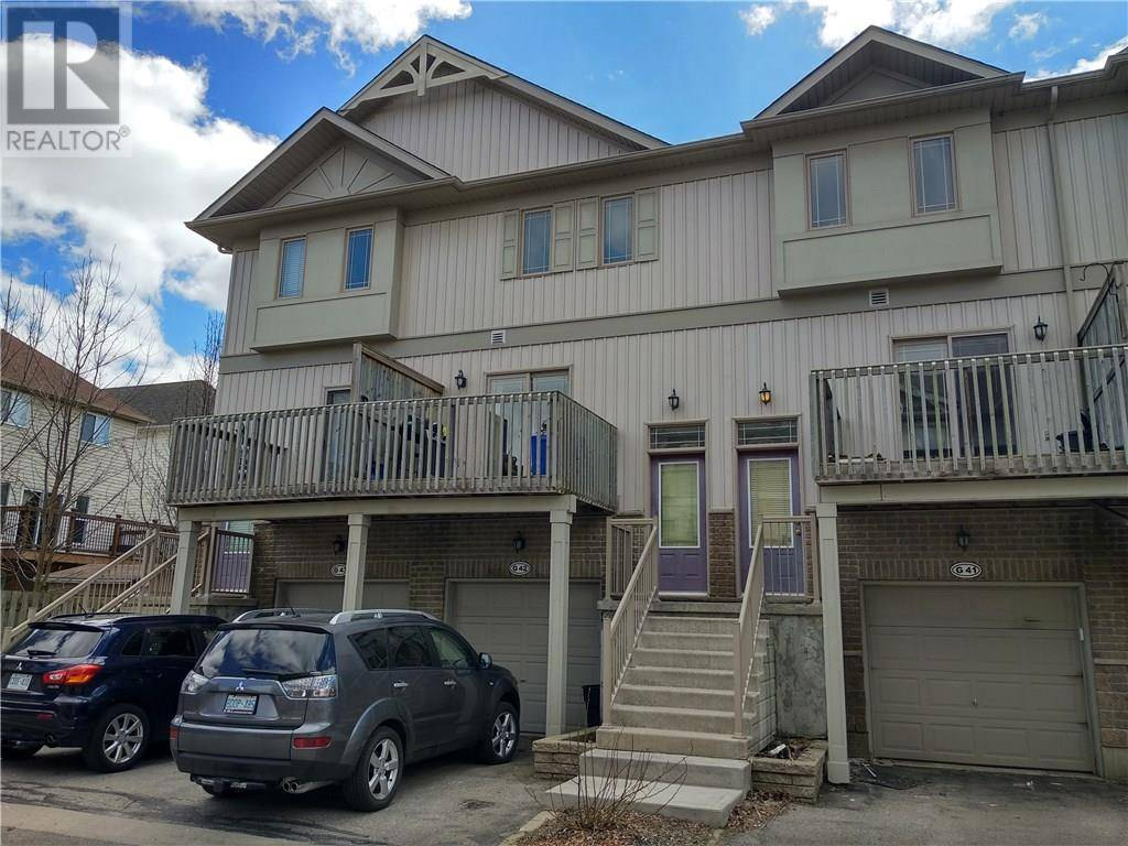 Townhouse for sale at 619 Wild Ginger Ave Unit G42 Waterloo Ontario - MLS: 30754039