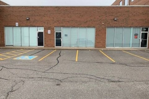 Commercial property for lease at 2750 14th Ave Apartment G7 Markham Ontario - MLS: N5070665