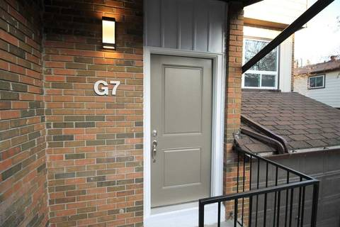 Condo for sale at 63 Ferris Ln Unit G7 Barrie Ontario - MLS: S4648987