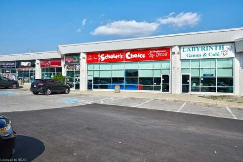 Commercial property for sale at 12 Commerce Park Dr Unit G&H Barrie Ontario - MLS: 40027137