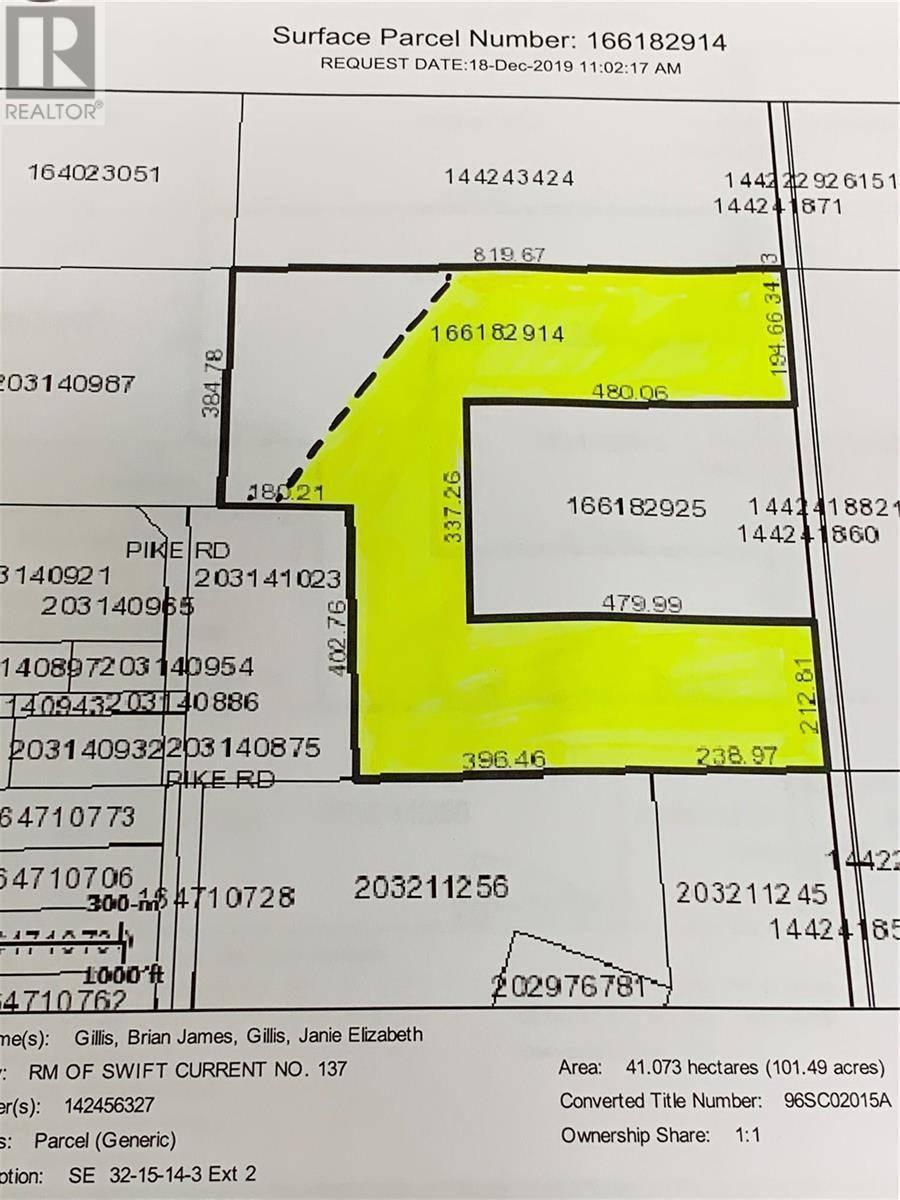 Home for sale at  Gillis Development Land  Swift Current Rm No. 137 Saskatchewan - MLS: SK795742