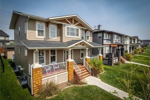 House for sale at 157 Rainbow Falls Glen Unit Gl Chestermere Alberta - MLS: C4248350