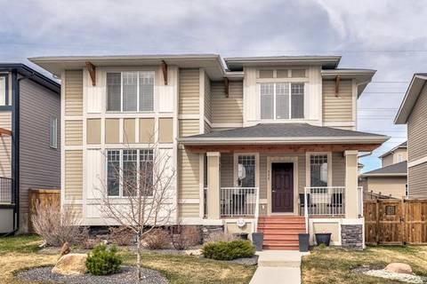 House for sale at 177 Rainbow Falls Glen Unit Gl Chestermere Alberta - MLS: C4240769