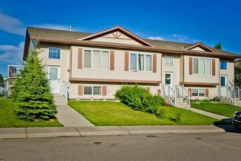 Townhouse for sale at 34 Westlake Glen Unit Gl Strathmore Alberta - MLS: C4293534