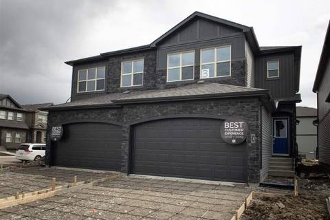 Townhouse for sale at  Gladstone Bn  Spruce Grove Alberta - MLS: E4161365
