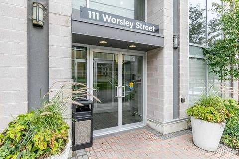 Condo for sale at 111 Worsley St Unit Gph04 Barrie Ontario - MLS: S4606667