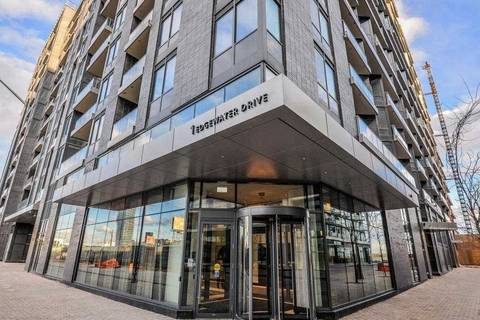Apartment for rent at 1 Edgewater Dr Unit Gph31 Toronto Ontario - MLS: C4518624
