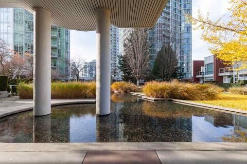 Condo for sale at 1077 Marinaside Cres Unit GR-3J Vancouver British Columbia - MLS: R2420245