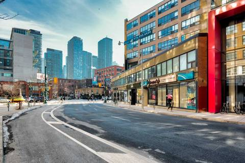 Commercial property for lease at 140 Spadina Ave Apartment Gr. F Toronto Ontario - MLS: C4693989