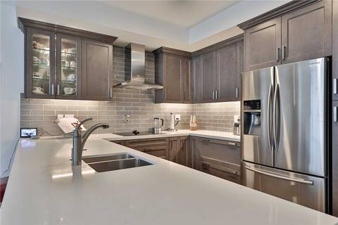 Condo for sale at 1575 Lakeshore Rd Unit Gr17 Mississauga Ontario - MLS: W4460097