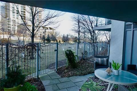 Condo for sale at 2119 Lake Shore Blvd Unit Gr5 Toronto Ontario - MLS: W4665634