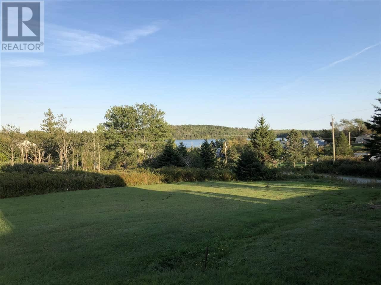 Residential property for sale at  Grand Desert Rd Grand Desert Nova Scotia - MLS: 201924881