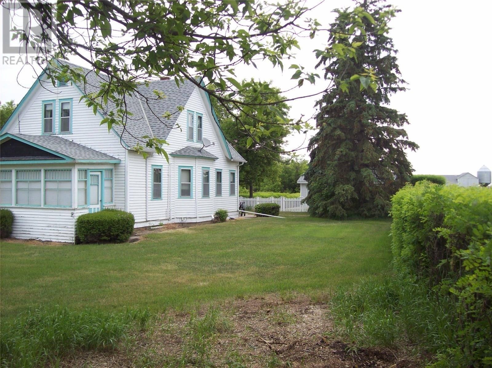 House for sale at  Grasswood Acreage Ave Grasswood Saskatchewan - MLS: SK776959