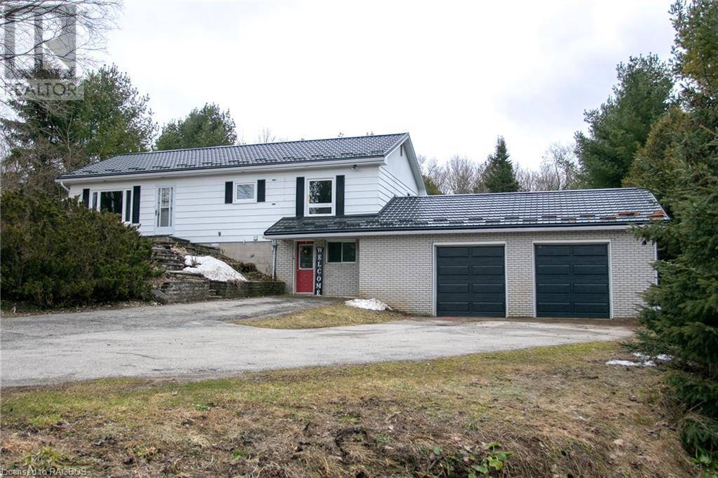 House for sale at  Grey Road 18  Georgian Bluffs Ontario - MLS: 253511