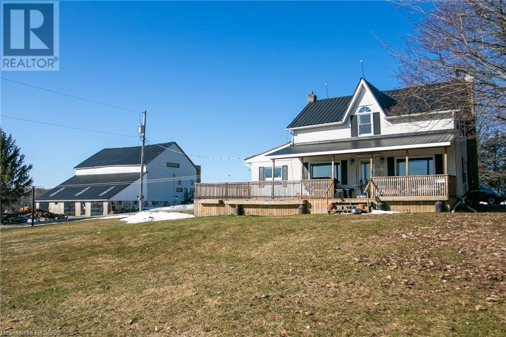 House for sale at  Grey Road 3  Unit 117940 Georgian Bluffs Ontario - MLS: 251534