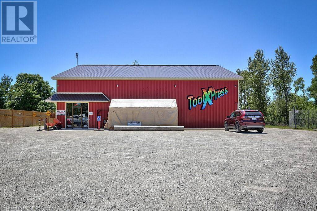 Commercial property for sale at  Grey Road 4  West Grey Ontario - MLS: 233988