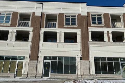 Commercial property for lease at 224 Copper Creek Dr Apartment Ground Markham Ontario - MLS: N4655547