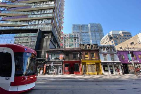 Commercial property for lease at 227 Queen St Apartment Ground Toronto Ontario - MLS: C4924445