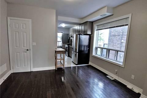 Townhouse for rent at 264 Strathmore Blvd Unit Ground Toronto Ontario - MLS: E4637820