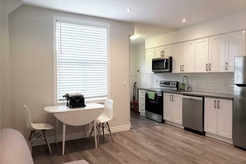 Townhouse for rent at 48 Dewhurst Blvd Unit Ground Toronto Ontario - MLS: E4736064