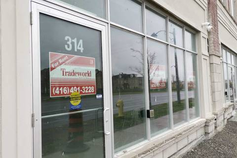 Commercial property for lease at 95 Luzon Ave Apartment Ground Markham Ontario - MLS: N4636028