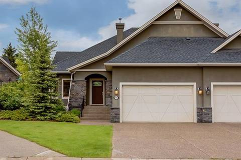 Townhouse for sale at 264 Elbow Ridge Haven Unit Ha Rural Rocky View County Alberta - MLS: C4254902