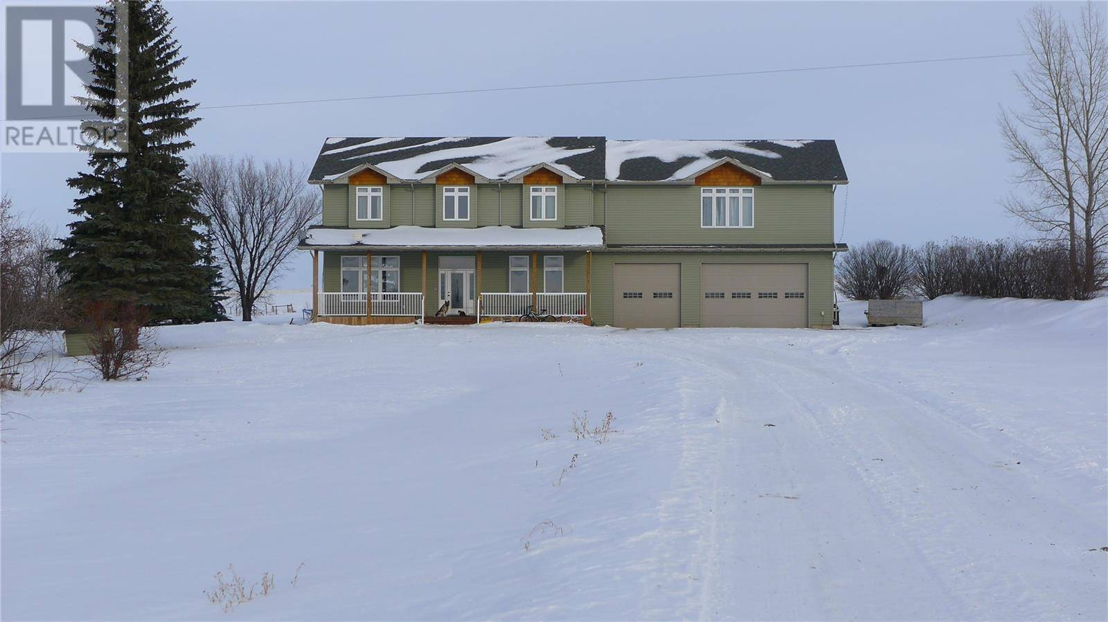 House for sale at  Hawman Acreage  Aberdeen Rm No. 373 Saskatchewan - MLS: SK799907